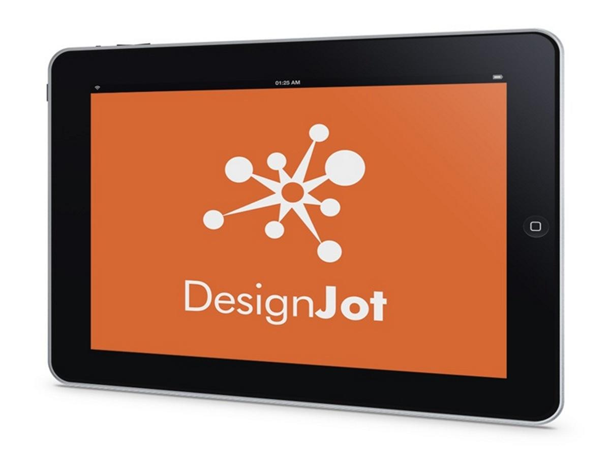 iPad DesignJot