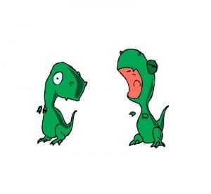 elearning dinosaur