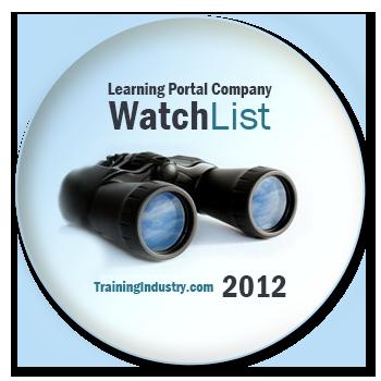 Learning Portal Company WatchList 2012 - TrainingIndustry.com