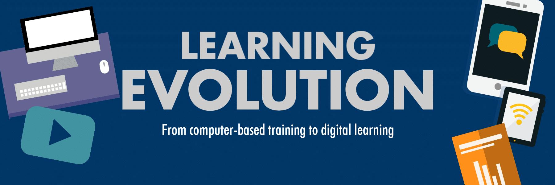 Digital learning blog banner