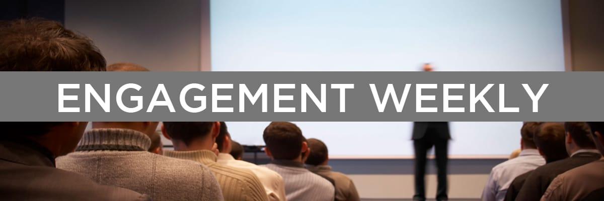 Engagement Weekly Banner 8-1-17 -- Allen Communication