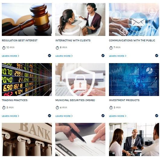 Global Wealth Advisor Firm AllenComm course