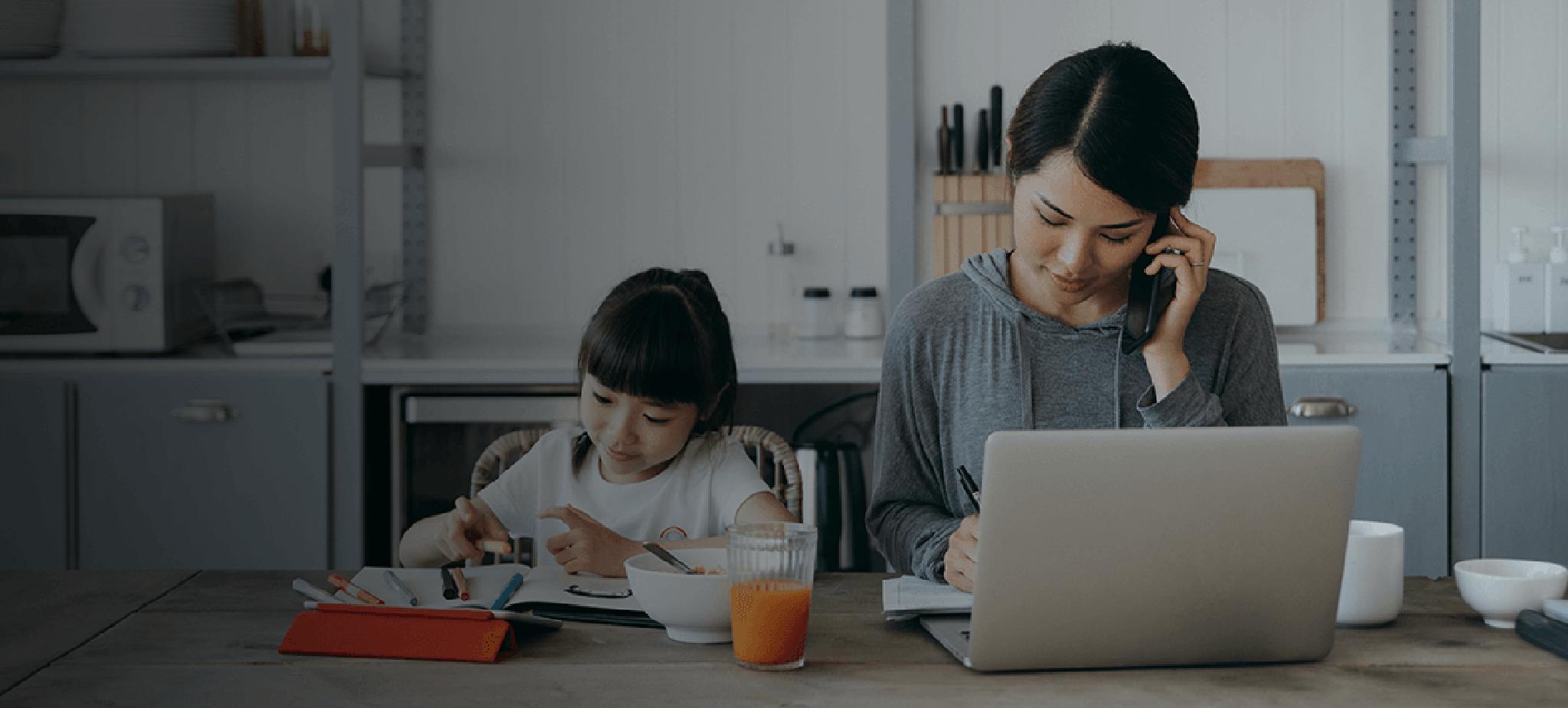 Virtual Classroom Remote Workforce