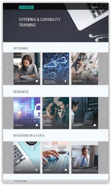 Essentials Learning Portal